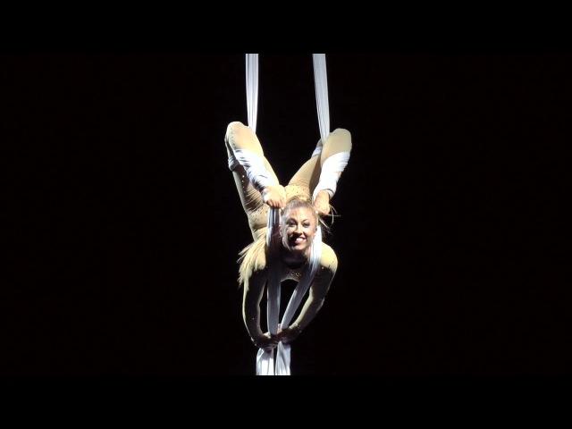 Aerial Silk - Aerial Solo - Promise - Katia M