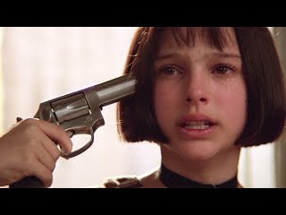 Матильда проверяет Леона на чувства — «Леон» (1996) сцена 2/8 QFHD