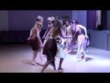 Отбор в танцевальные команды проекта Равный равному