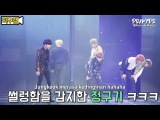 INDO SUB 161016 Fancam BTS Pre-recording Ment 'Blood Sweat &amp Tears' at Inkigayo