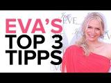 Aufstehen, Krone richten, weitermachen - (Just Eve) Eva Krsak TOP 3 Tipps  LebensAthleten.com