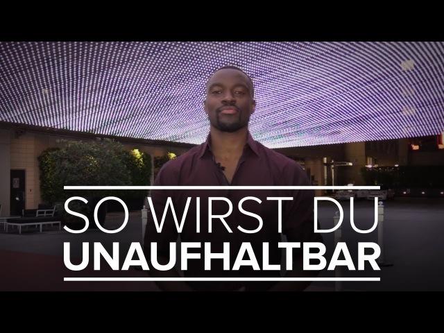 KEINE HALBEN SACHEN - So wirst du UNAUFHALTBAR | LebensAthleten.com