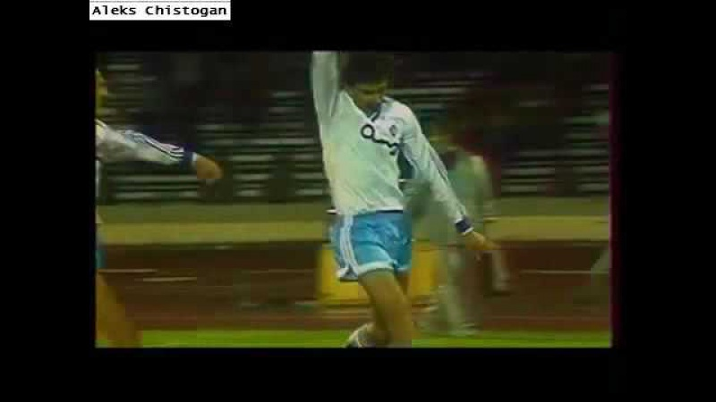 1987 (16.09) Dynamo (Minsk USSR) - Genclerbirligi (Ankara Turkey) - 2-0 Cup Winners Cup