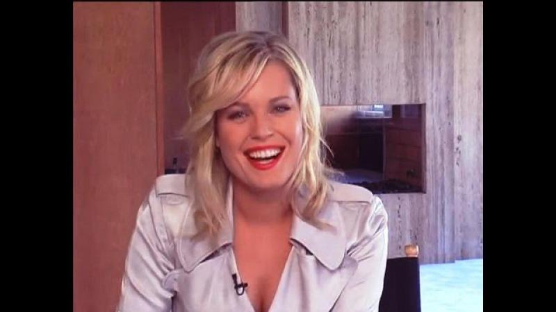 Rebecca Romijn - X-Men United interview