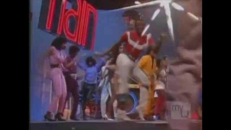 Tracy Weber - Sure Shot 1981 (Soultrain Dancers)