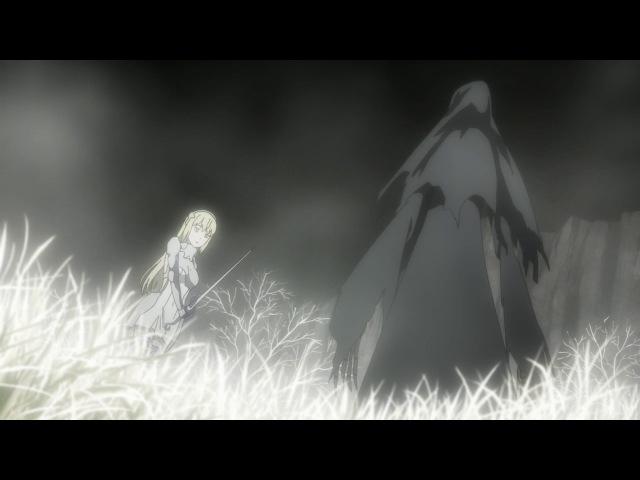 7 серия ТВ 2 Danmachi- Sword Oratoria русская озвучка OVERLORDS - Может, я встречу тебя в подземелье Меч Оратории 07