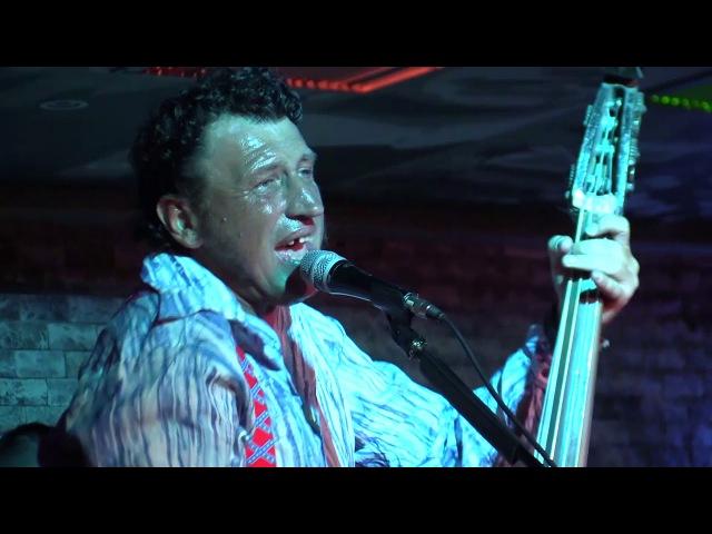 Шурик рок-н-ролл - ZABILLY STORM,Севастополь,Артишок (28.07.2017)