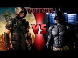 Зелёная Стрела (CW) против Бэтмена (The Dark Knight)