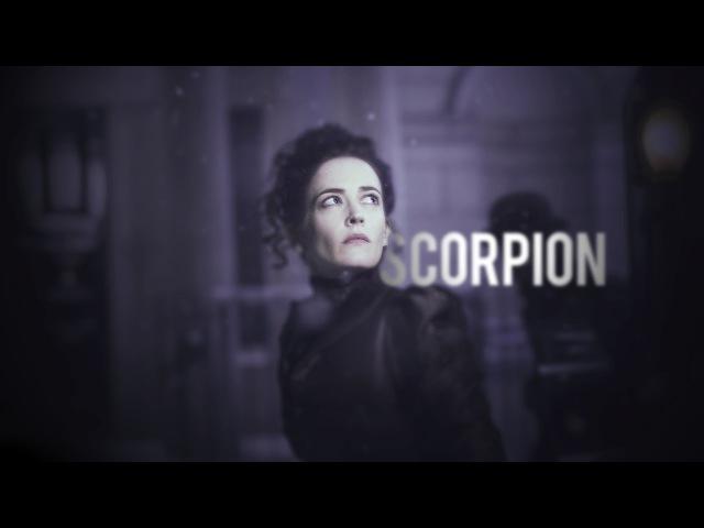 Vanessa ives | scorpion
