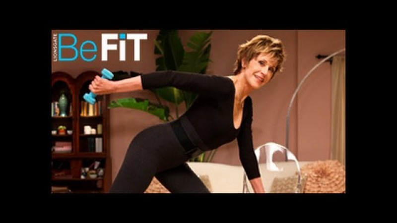 Jane Fonda: Total Body Workout | Fit Strong- Level 2