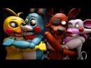 THE BEST FIVE NIGHTS AT FREDDY'S ANIMATIONS (FNAF SFM Animation Compilation)