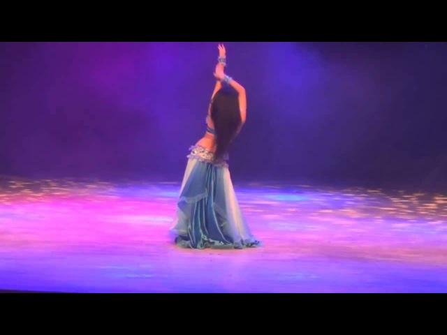 красивый танец живота от Алекс ДелораAlex DELORA Baladi in Korea