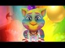Мой Говорящий Кот Том 57 - супер Том в шапке ниндзя - игра мультик для детей