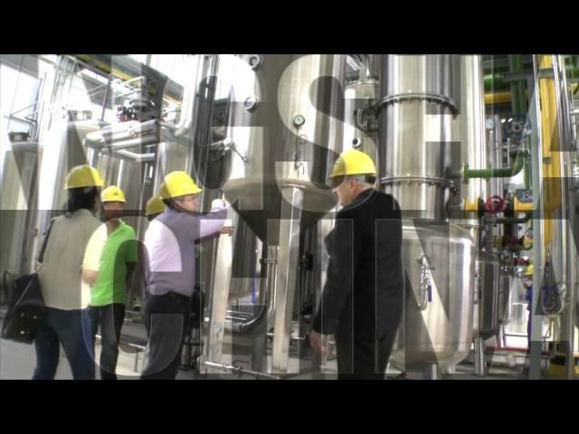 Уинстон Салем: производство продуктов Herbalife