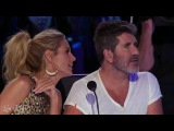 BEST Magic Show in the world 2016 Cool Couple America's Got Talent 2016 The Clairvoyants YouTu