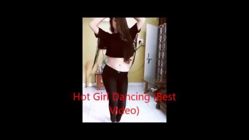 sexy girl dancing in thong № 438343