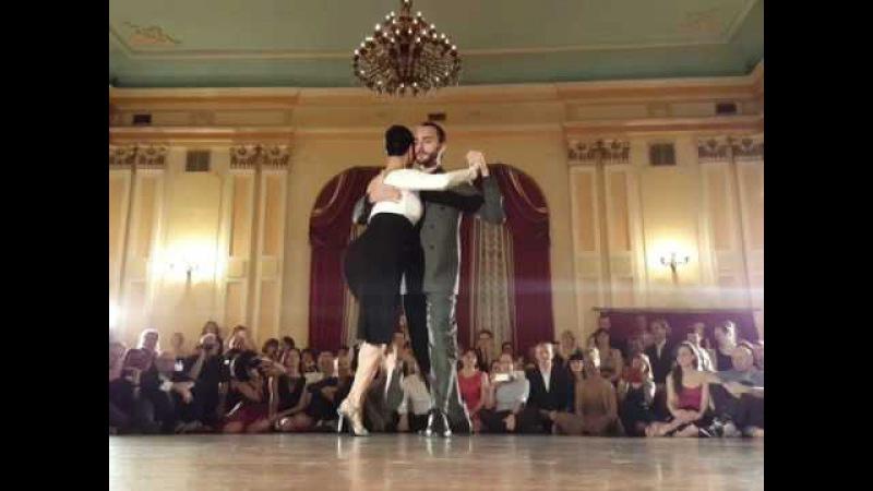 Gianpiero Galdi e Maria Filali - Krakus Aires Tango Festival 2017- 1/4