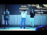 Mekan B MaX &amp La Blaze &amp Keyjan &amp Zamirhan Karamel Konsertden