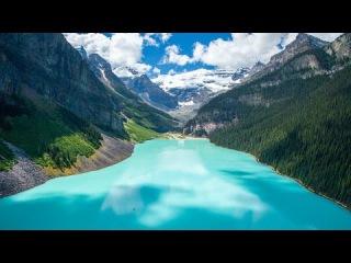 Lake Louise, Bow Glacier The Rockies