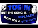 TOE III by Manix648 but the song is ToE 3 by DJ-Nate - [Geometry Dash 2.1]