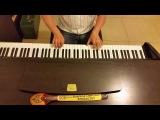Can Can Offenbach Piano Cover Кан Кан крутейшее исполнение на пианино кавер