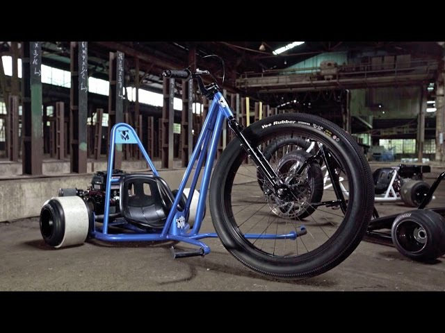 Toymakerz - Super Wheels / Big Wheels Drift Trike Battle against SFD Industries!