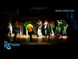 RaiSky Dance Show'2010 - Hip Hop LA Style - Valeri &amp Sirena