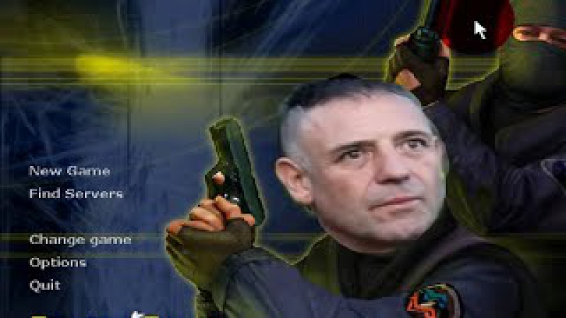 Ricardo Iorio Juega Al Counter Strike