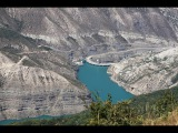 Дагестан, Сулакский каньон Sulak canyon in Dagestan, Travel to the North Caucasus (2017)