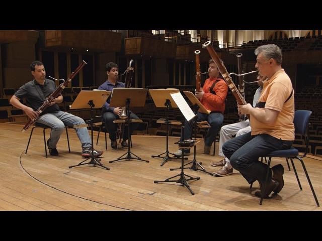 Osesp Bassoons - Tom Jobim - Orfeu da Conceição