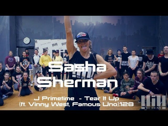 SASHA SHERMAN J PRIMETIME - TEAR IT UP SOLO DUETS