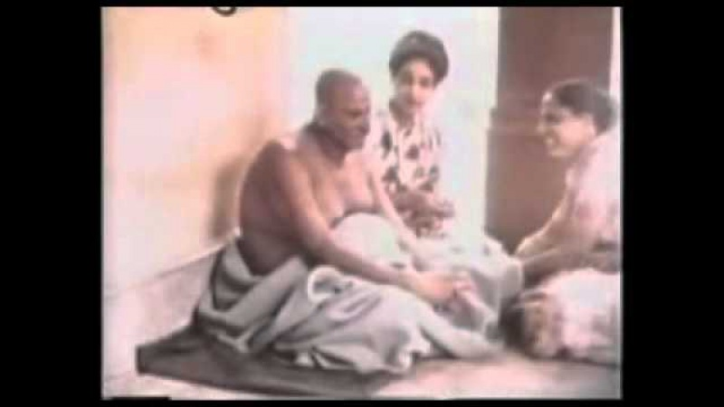 Neem Karoli Baba ♥ Original Footage Recordings