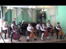 130517 VI Фестиваль исполнителей на струнных оркестровых инструментах «Волшебный смычок»