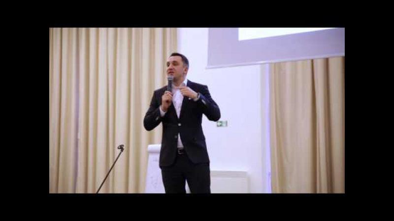 Антон Булда - система продвижения UDS Game на рынке (Бизнес-Форум GIS в Геленджике - 2017)