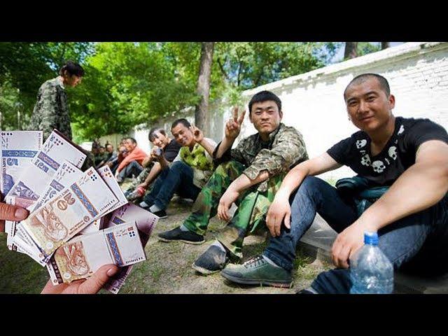 Мухочирони Чин дар Точикистон, Точикон дар Русия | Новости Таджикистана 2017