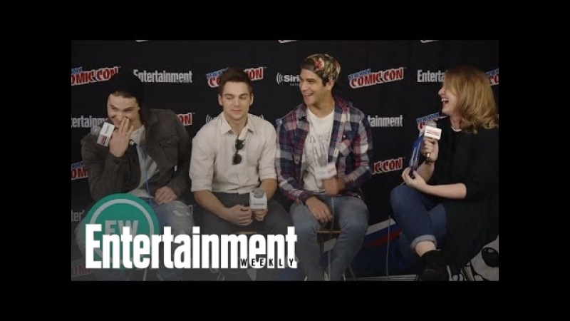 Teen Wolf: Cast Teases 'The Beast' As New Villain | Entertainment Weekly