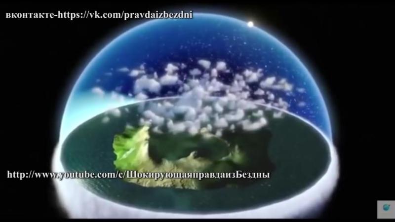 Аластор׃ Плоская Земля. Что меняет этот факт для человека؟ Кто нас поместил под купол؟ Flat Earth.