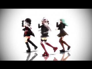 Танцуют все аниме под песню Тамада.