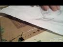 Финальное раскрашивание тени и карандаши