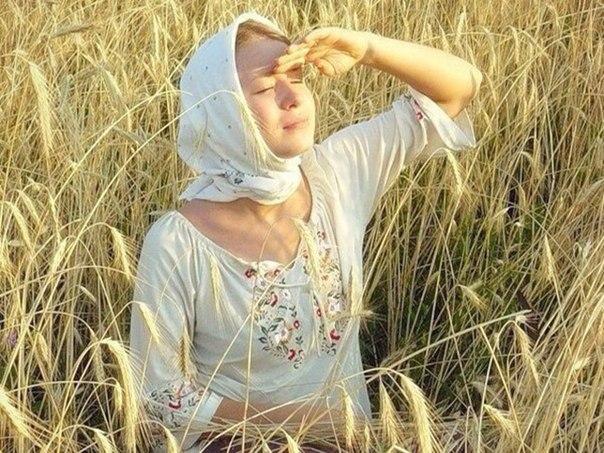 Русская женщина, ты – несравнимая!