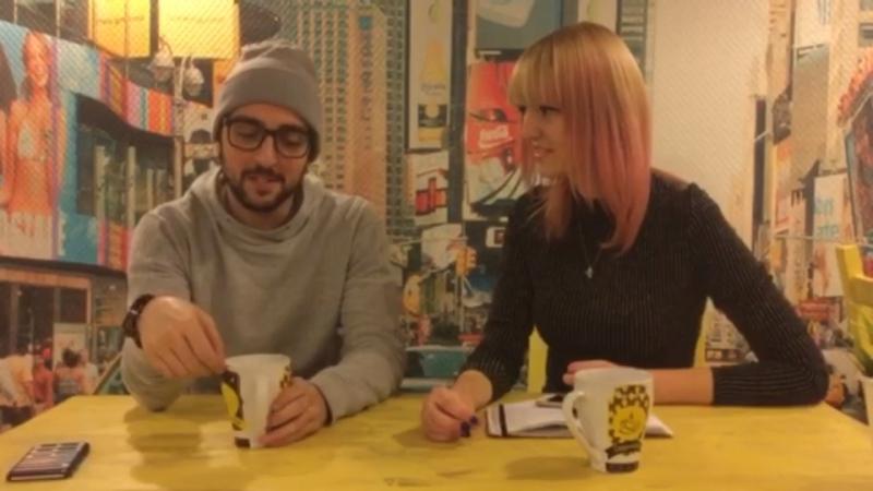 Неудачные моменты интервью Unree для Stars With Us
