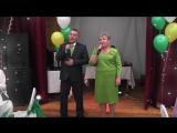 Поздравление родителей на нашей свадьбе!
