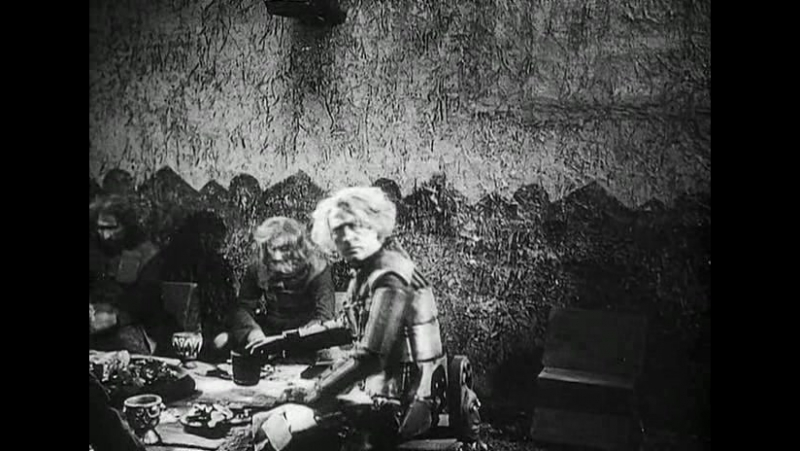 НИБЕЛУНГИ: МЕСТЬ КРИМХИЛЬДЫ (1924, Часть 2) - фэнтези, приключения. Фриц Ланг