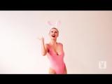 Get a Little Weird With Latvian Model Olga de Mar and Photographer Ana Dias in Milan