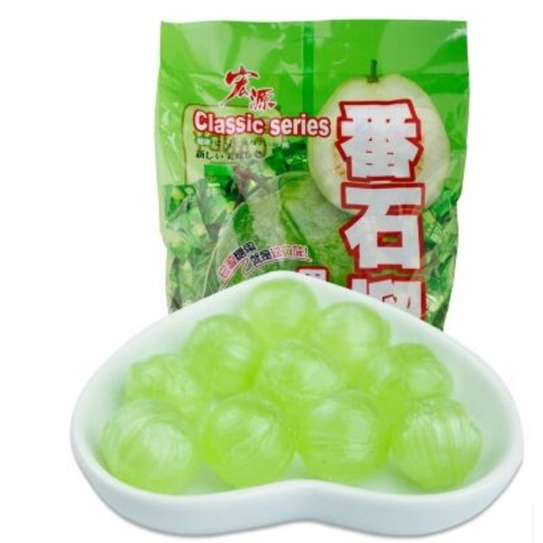 Китайские конфетки  https://ru.aliexpress.com/store/product/30g-about-10-11pcs-Hong-Yuan-Classic-Series-Chinese-Hard-Guava-Candy-chinese-fruit-candy/1667181_32677642346.html?detailNewVersion=&categoryId=200001287
