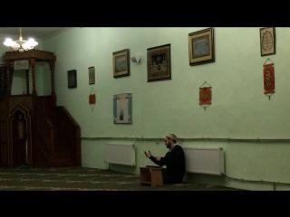 3-1)Джиназа-Намаз - шейх Рустам Гафури (04.12.2016 г. Харьков)