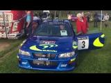 Дали прокатиться на WRC Subaru Impreza WRX STI Колина Макрея