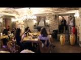Группа Ледокол Пушкин в баре Бригга