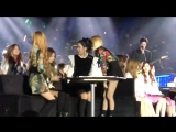 161226 (Seulgi Lisa) SAF SBS Gayo Daejun Red Velvet