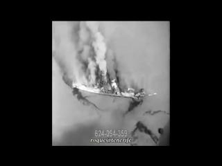 El Admiral Graf Spee-en Montevideo Uruguay-video original-remasterizado x roque@tenerife
